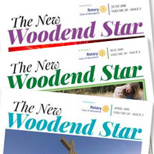 The New Woodend Star